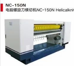 Helicalknives Nc cutting machines