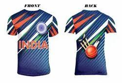 Cricket Sport T Shirt