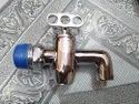 Zinc Tap With CP Finish