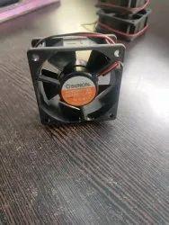 Black Cooling Fans 2.5inch, 12VDC