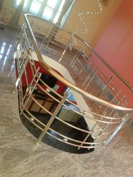 SSM83 Stainless Steel Staircase Railing