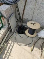 Project Digging And Civil Work For Lan Cabling, Delhi
