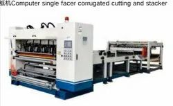 DHD-150 Computer Single Facer Corrugated Cutting And Facer
