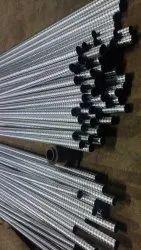GI corrugated sheathing ducts