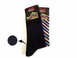 Cotton Lycra Long Socks
