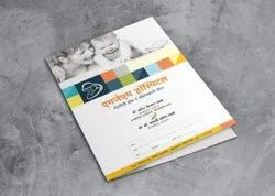 Offset 4 Colour Plastic Files Folders Printing Services, In Pune