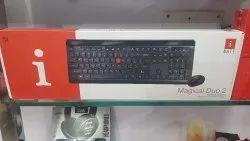 I Ball Wireless Keyboard mouse combo