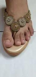Ladies Sandal, Size: 4 5 6 7 8 9