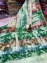 Handloom Shibhori Printed Sarees