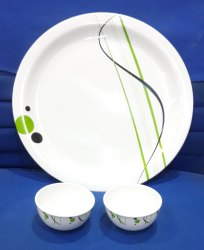 Designer Melamine Plate