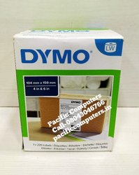 Dymo 104 mm x 159 mm Label roll 4x6