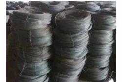 Mild Steel Binding Wire, For Industrial, Gauge: 20