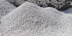 White Stone Unpolished Pebbles For Pavement