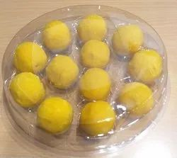 Pvc ladoo box with lid