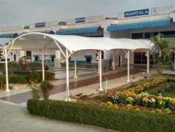 Tensile Structures Manufacturer