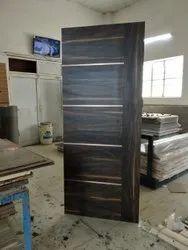 Wood Laminated Mica Doors, Wooden