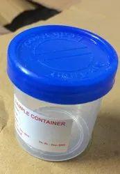 30ml Non Sterile Urine Container