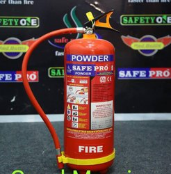 Dry Chemical Fire Extinguisher, For Offices, Capacity: 4 Kg