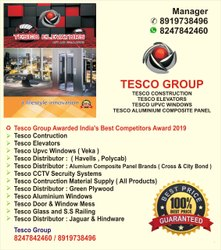 Tesco Contruction Material Supply