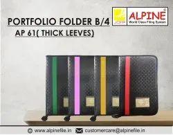 Portfolio Folder B/4