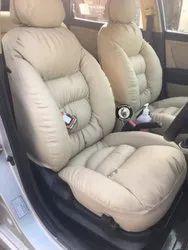 PU Leather Front & Back Pegasus Premium Car Seat Cover