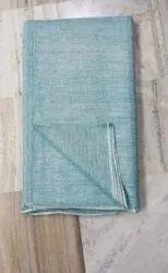 Linen By Linen Fabric, GSM: 60-60