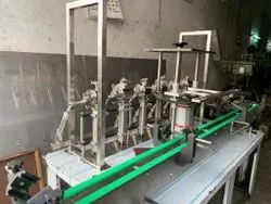 PNEUMATIC PISTON FILLER MACHINE
