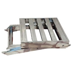 Gaurang Stainless Steel Folding Table And Chair