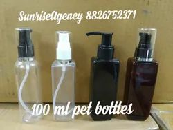 100 Ml Pet Bottles
