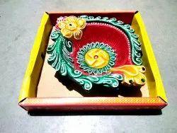 Decorative Akhand Diya