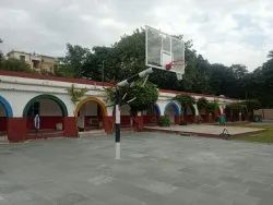 Basketball Backboards And Pole For Children