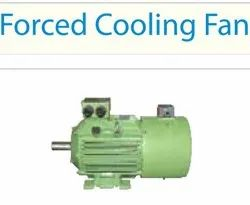 Force cooling fan
