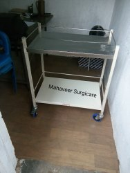 Instrument Trolley - SS Top