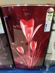3 Star Red Haier Refrigerator, Single Door, Capacity: 180l