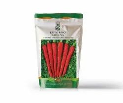 Carrot Seeds EG Super Red, Packaging Type: Plastic, Packaging Size: 200 Gram