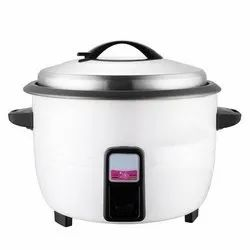 Capacity(Litre): 28 Revolutionary electric rice cooker, White