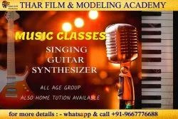 Full Time Offline Singing Classes Services