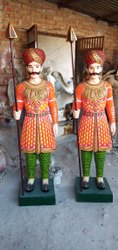 FRP Decorative Statue