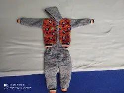Orange blue green Boy Kids Winter Baba Suit