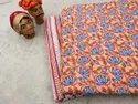 Cotton Block Print Fabric