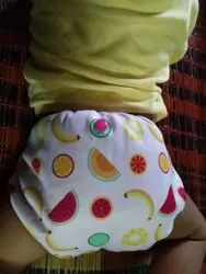bum2bum Bamboo Cotton Baby Cloth Diapers Nappies, Size: Small, Age Group: Newly Born