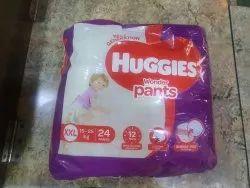 Cotton Huggins baby pants xxl size