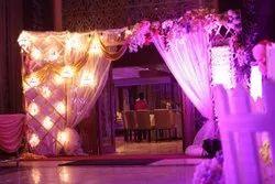 Wedding Party Light Decoration Services