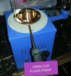 Cleveland Open Cup Flash Point Tester