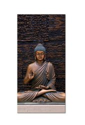 Lord Budha 3D picture tiles