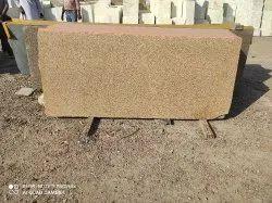 Big Slab Polished Shiva Gold Granite, For Flooring, Thickness: 20-25 mm