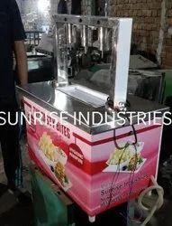 Automatic Pani Puri Vending Machine
