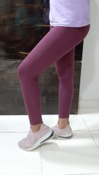 Advesha Ankel Length Cotton Lycra Leggings