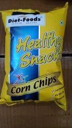 CORN CHIPS, Packaging Type: 48 Pkts. = 1 Carton