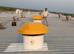 Simpovent Roof Extractor